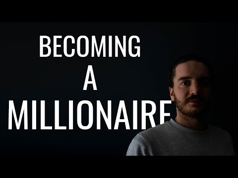 HOW I'M BECOMING A MILLIONAIRE | Become FINANCIALLY FREE! | How to make a million pounds or dollars