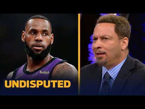 Chris Broussard challenges LeBron James after declaring himself the GOAT | NBA | UNDISPUTED