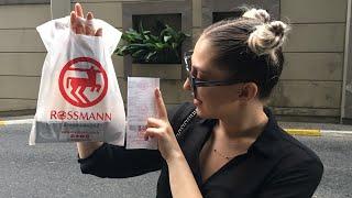 Şansımı Rossmann'da Denedim!   50TL'ye Makyaj Çantası & Hepsi Size Hediye!