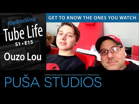 Puša Live Stream #023: Father Son car Duo Ouzo Lou + Support RICK of the Corn Life Network!
