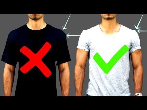 Как заузить рукава на футболке