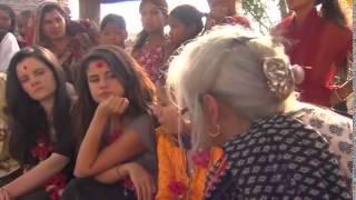 UNICEF Ambassador Selena Gomez Visits Nepal