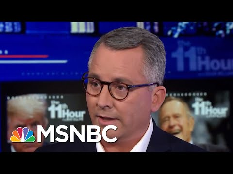 Is Bush 41's 'Kinder, Gentler' America Gone In The Age Of President Trump? | The 11th Hour | MSNBC