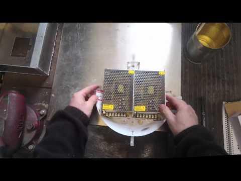 170121 Celing Led Light DIY - 120W
