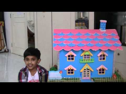 how to make kutcha house and pucca house