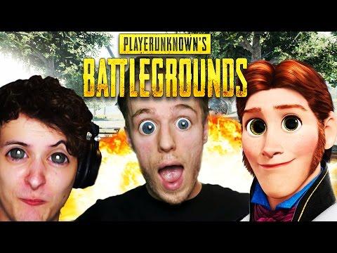 HET BESTE TEAM OOIT?! PLAYERUNKNOWN'S Battlegrounds (ft. Joost en Hans)