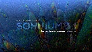 Deep Dream animation: Somnium 3.1