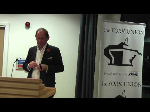 Edward McMillan Scott - Britain would NOT be better off out of the EU - The York Union