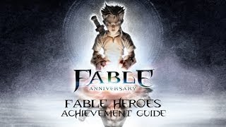 Fable Anniversary - Fable Heroes Acheivement Guide - Hero Doll Locations