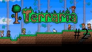 Строим в Terraria #2 Большой дом для NPC (жителей)(И вот уже второй выпуск