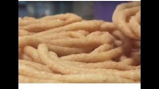 How to make murukku at home? | Snacks | Thenkuzhal | Rice flour murukku | Made from scratch murukku