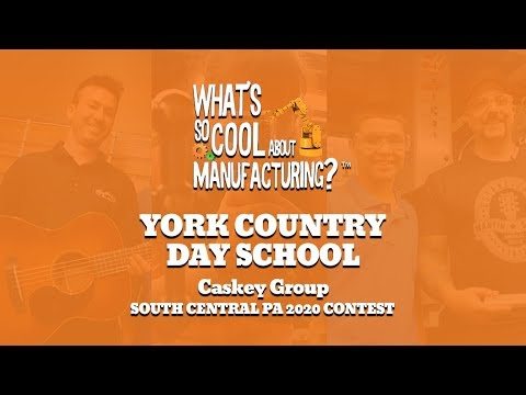 South Central PA 2020: York Country Day School
