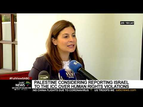 Palestine considering reporting Israel to the ICC