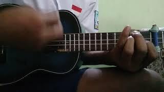 Di matamu cover ukulele