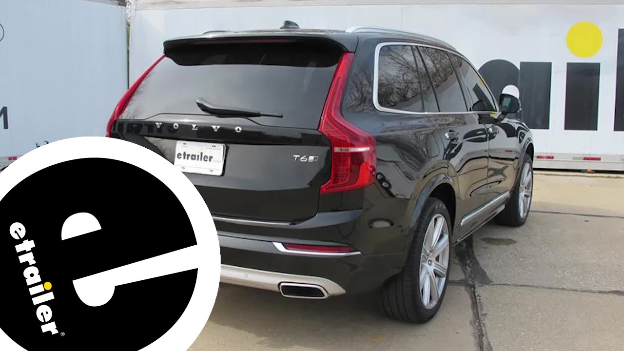Best 2018 Volvo XC90 Trailer Hitch Options - etrailer com