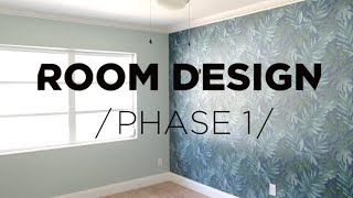 Designing a Guest Bedroom: Phase 1