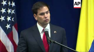 Senator Rubio urges Obama to hold off on overhauling immigration regulations