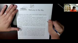 Publication Date: 2021-10-05 | Video Title: Railway in the Sky |豐富詞彙結構 #學生