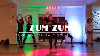 Zum Zum - Daddy Yankee Ft. Rkm & Ken-y Y Arcangel  Choreography By: Astrid Camacho