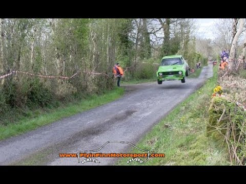 Monaghan Stages Rally 2018 (Flyin Finn Motorsport)