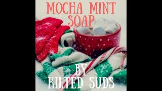 Miobair Bar Soap - Cold Process Soap by Kilted Suds - Diagonal Pour FAIL