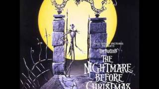 The Nightmare Before Christmas Soundtrack #07 Town Meeting Song