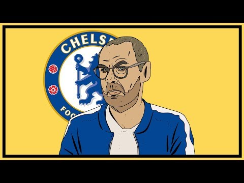 Sarriball: Chelsea Tactics under Maurizio Sarri