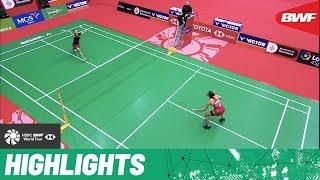 Barcelona Spain Masters 2020 | Finals WS Highlights | BWF 2020