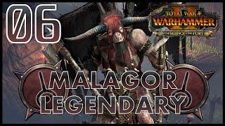 Total War: Warhammer 2 - Malagor the Dark Omen - Legendary Mortal Empires Campaign - Episode 6