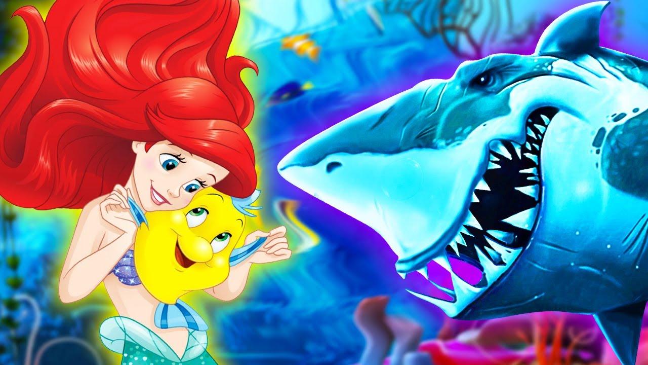 Ariel LA SIRENITA  🧜♀️ una NUEVA AVENTURA! - Juguetes Fantásticos