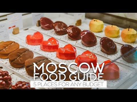 WHERE TO EAT IN MOSCOW? MOSCOW FOOD GUIDE (2020)