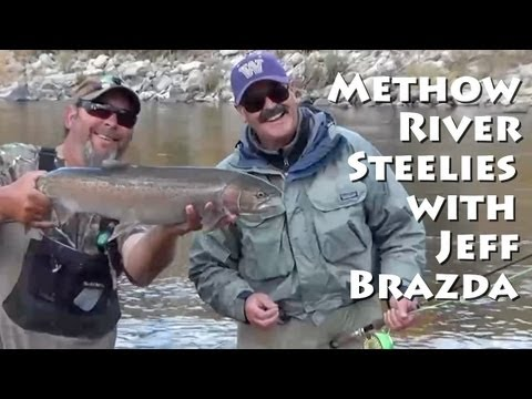 Methow River With Jeff Brazda