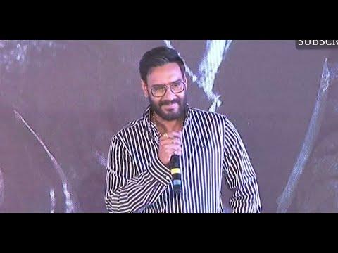 UNCUT | Shivaay Movie Trailer Luanch |...