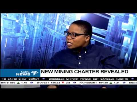 DISCUSSION: Implementation Of The New Mining Charter