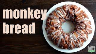monkey bread Something Vegan