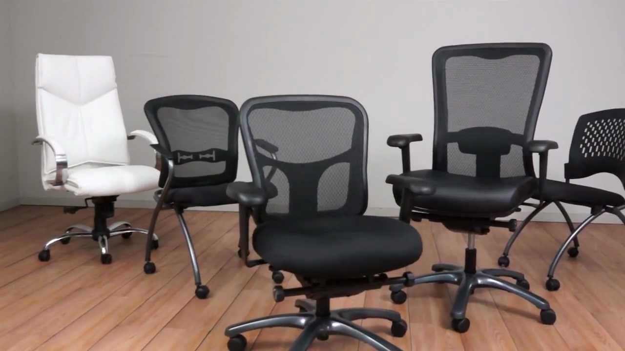 Pro Line Ii Seating By Office Star