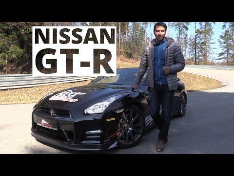 Nissan GT-R R35 3.8 550 KM, 2016 - test AutoCentrum.pl #259