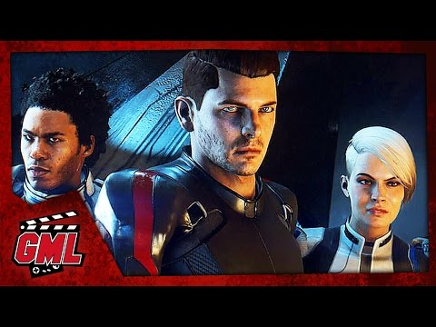 MASS EFFECT ANDROMEDA - FILM COMPLET FRANCAIS