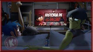 La Historia De Gorillaz   ¡KHAZOO!