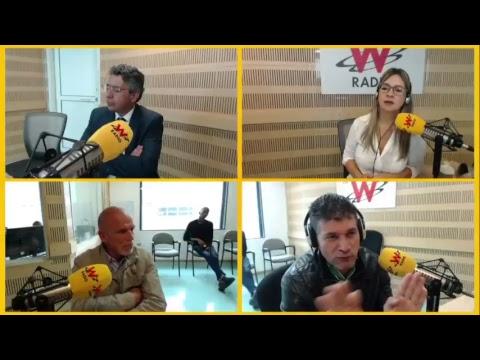 Mauricio Gómez y Enrique Gómez con #VickyDávilaEnLaW