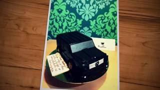Торт машинки (круто)!!!