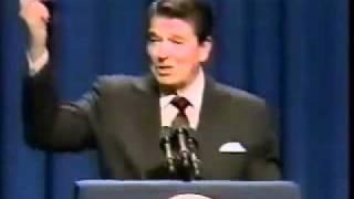 Ronald Regan- Be prepared for another false flag O Thumbnail