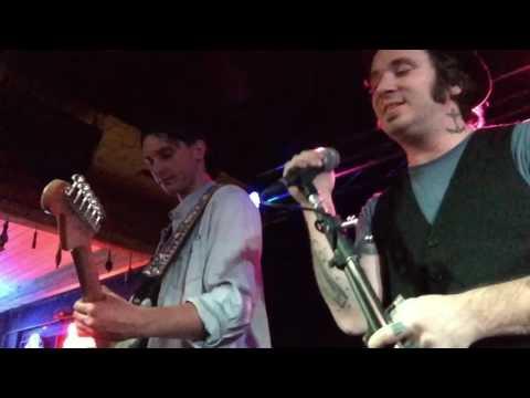 "Tony Holiday and the Velvetones ""West Coast Tour"""