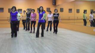 Paper Angels - Line Dance (Dance & Teach in English & 中文)