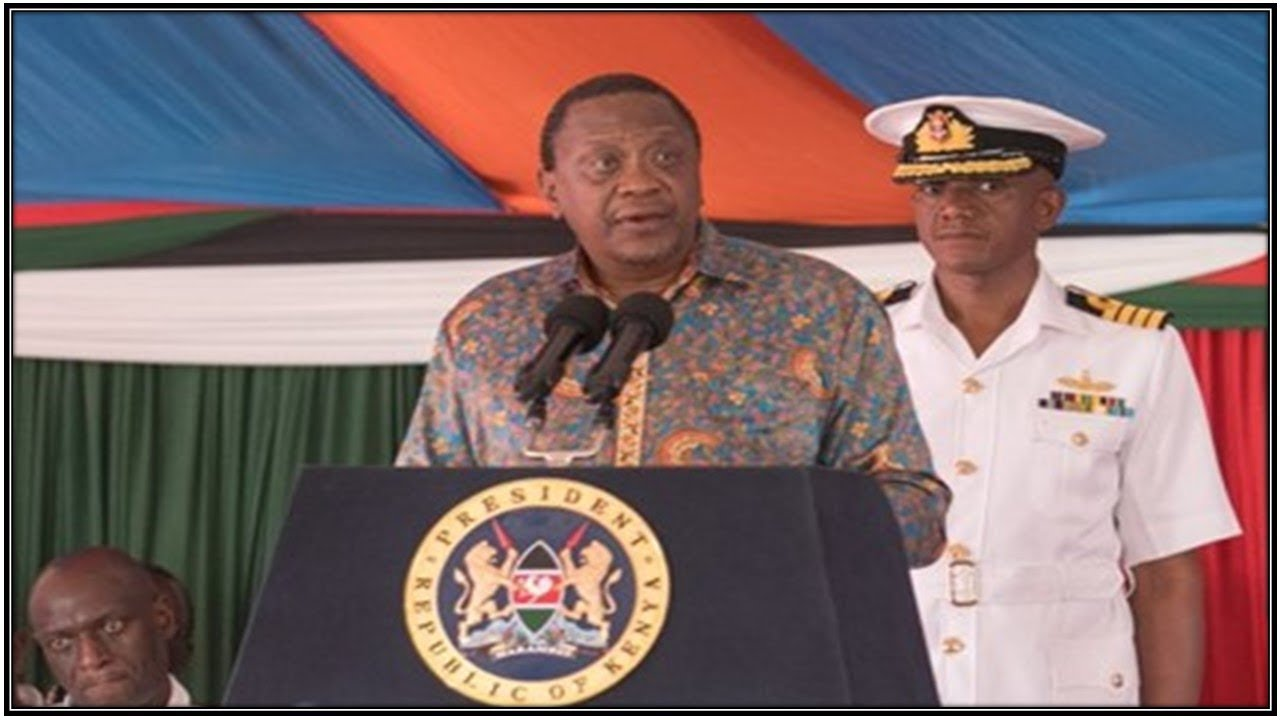 Uhuru Kenyatta speech at Lake Turkana Wind Power commissioning