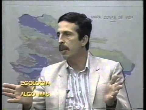 Geraldino Caminero Rodriguez. Entrevista con el Biólogo Renato Rímoli.