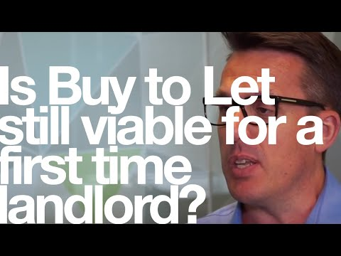 Is Buy to Let still viable for a first time landlord?