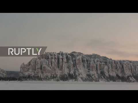 Jealous, Mr. Trump? 300m-tall wall from Game of Thrones 'discovered' in Yakutia