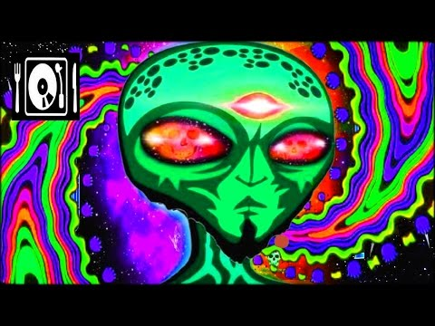 [Hitech Dark Psytrance Mix] Alien Interview By Arcek - Full Album ▫▲○●◦♂♀