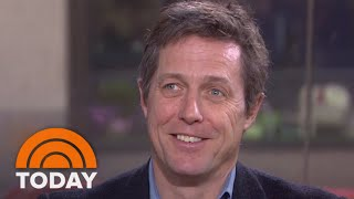 Hugh Grant Is Back In